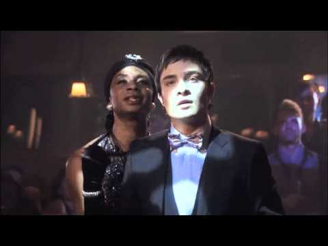 Gossip Girl: Blair Burlesque Dance/Blair & Chuck in Limo - 1x07
