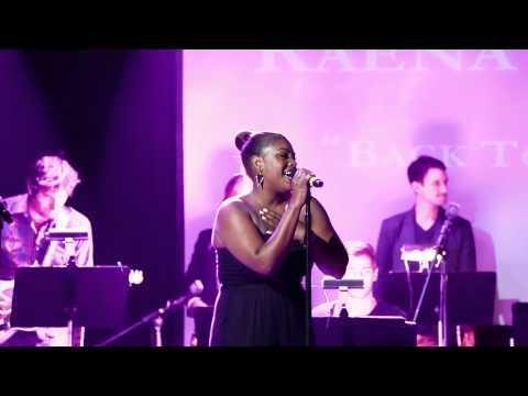 """Raena White- """"Back to Black"""" at Broadway Sings Amy Winehouse"""