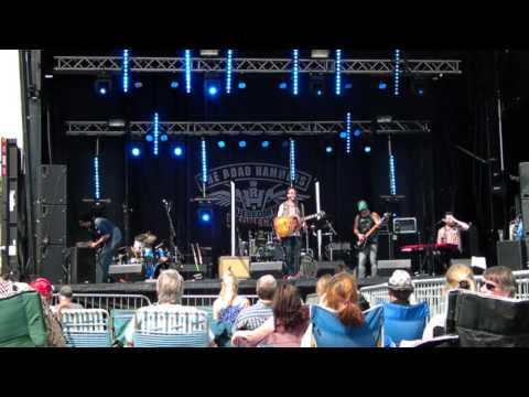 Silver Creek, Kemptville Live Music Fest, 2015
