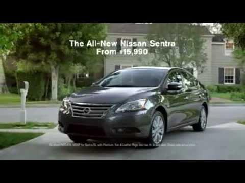 Nissan Sentra Houston, TX | Nissan Dealer Houston, TX