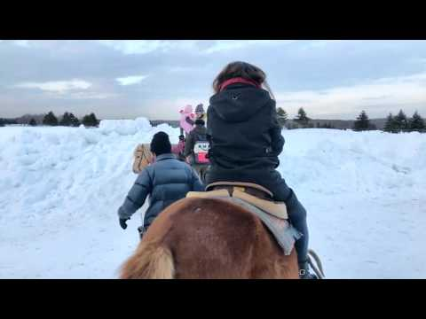北海道 第一天 戲雪樂園