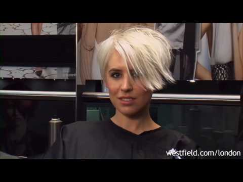 How to create a textured hairstyle with Toni & Guy, Westfield London ...