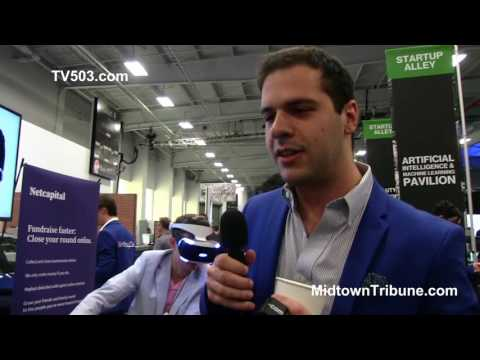 NetCapital TechCrunch New York May 2017