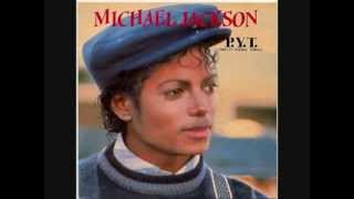 Michael Jackson P Y T (Download link + lyrics)