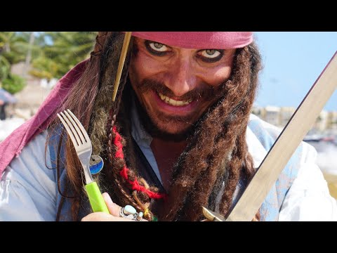 How To Catch And Cook Mermaid By Pirate
