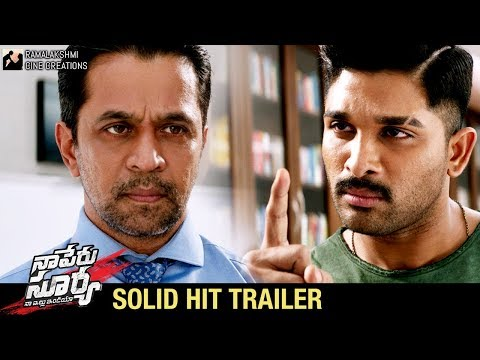 Naa Peru Surya Naa Illu India Solid Hit...