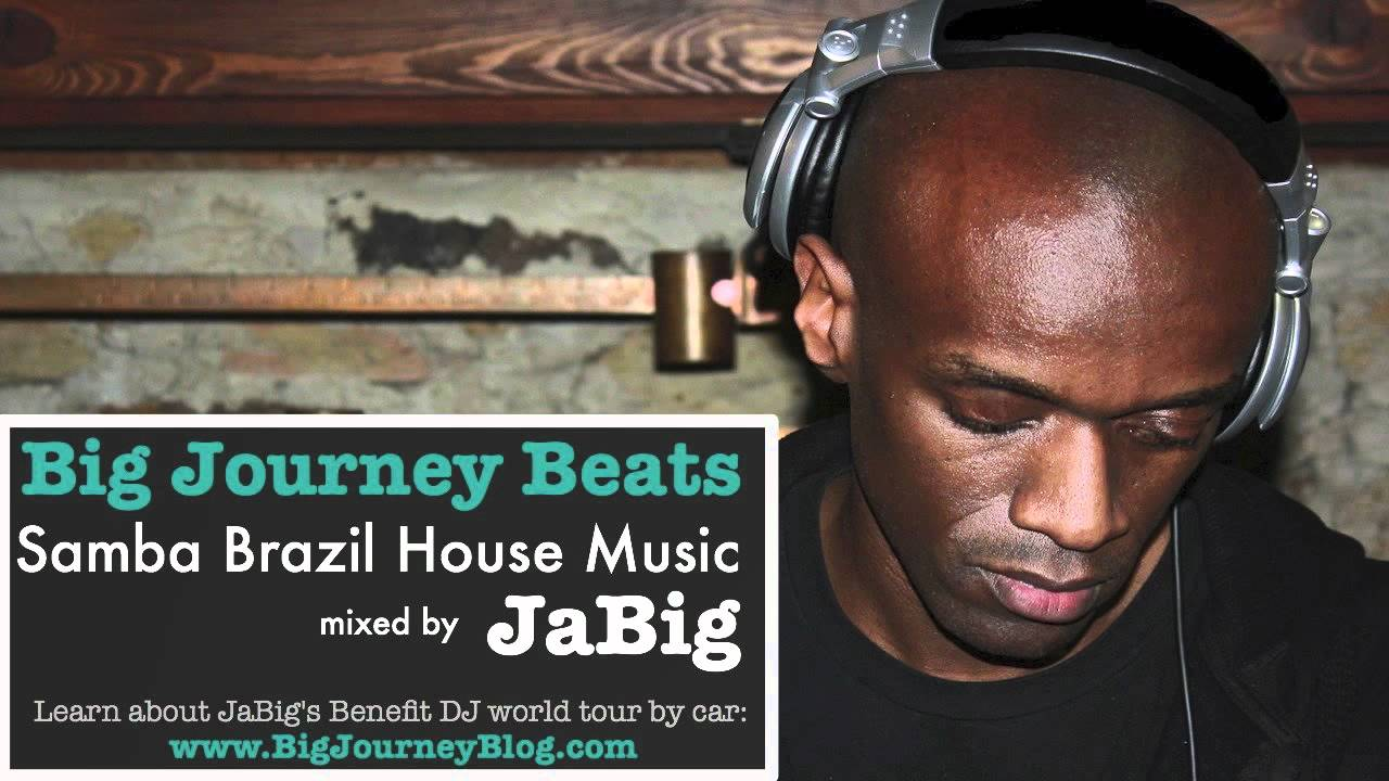 Samba brazilian house music dj mix playlist by jabig for Brazilian house music