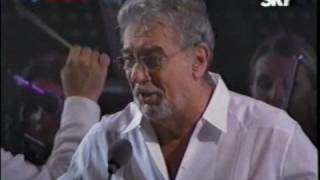 """Plácido Domingo, Armando Manzanero """"Mía"""""""
