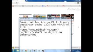 Debbo V3.5 Catalogo español