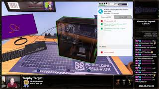 PC Building Simulator ~ [100% Trophy Gameplay, PS4, Part 36]
