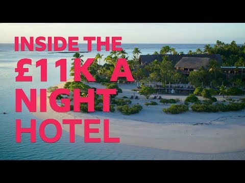 Inside the luxury 11k night hotel - Amazing Hotels: Life Bey