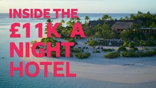 Inside the luxury 11k night hotel - Amazing Hotels: Life Beyond the Lobby - BBC One