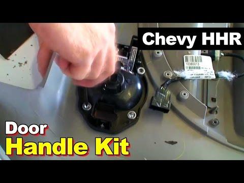 2006-2010 Chevrolet HHR Interior Door Handle