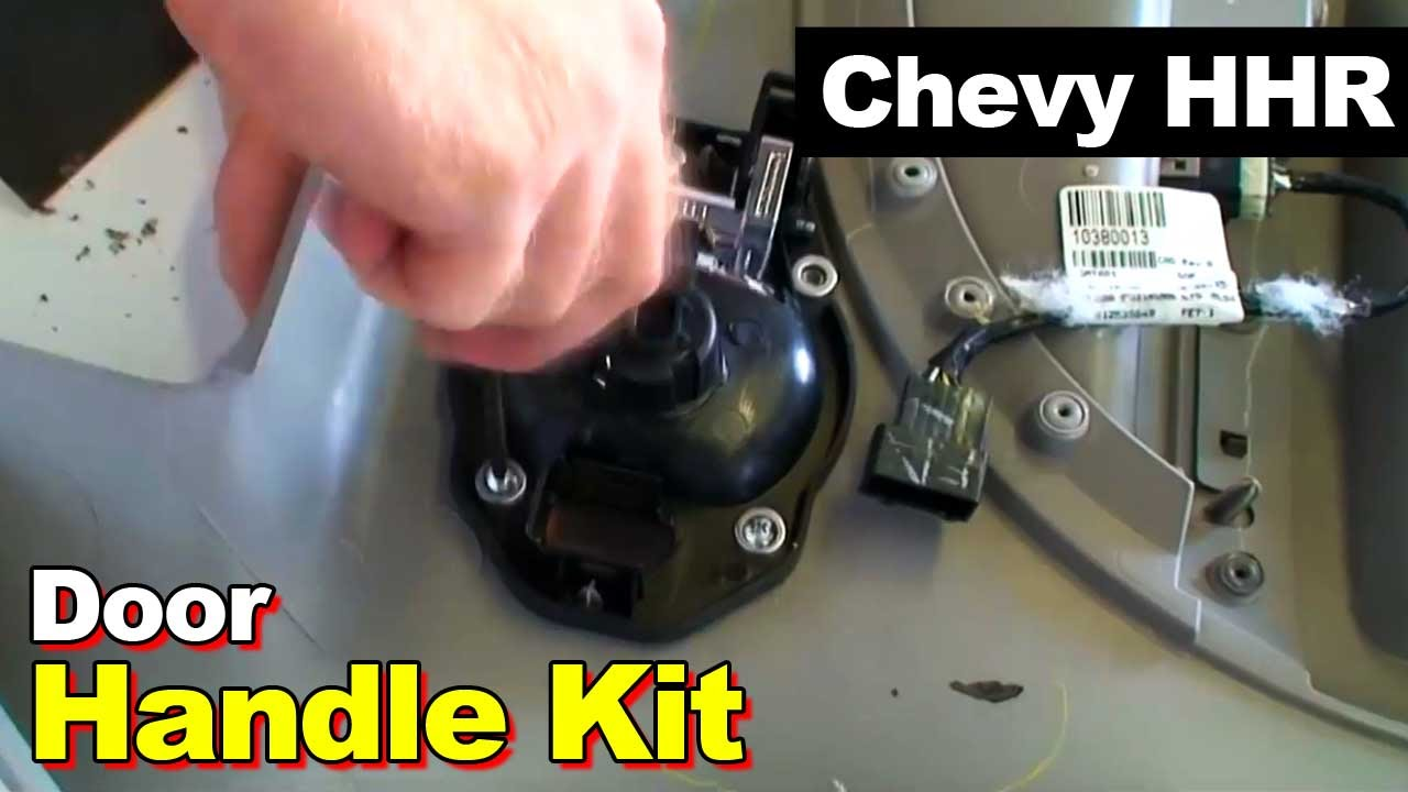 medium resolution of 2006 2010 chevrolet hhr interior door handle youtube06 hhr fuel filter replacement 18