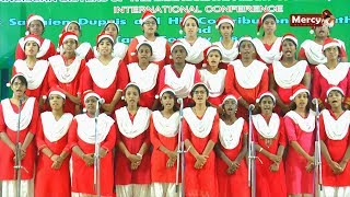 Happy Christmas | Christmas Song | IDHAYA COLLEGE OF ARTS AND SCIENCE