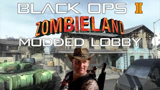 Zombieland Modded Game Mode on Black Ops 2