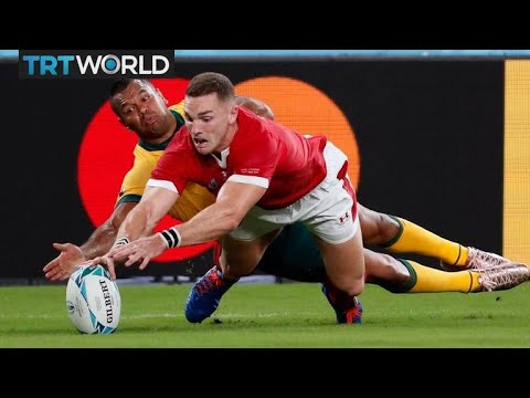 Rugby World Cup 2019: Australia and Wales battle for Group D lead