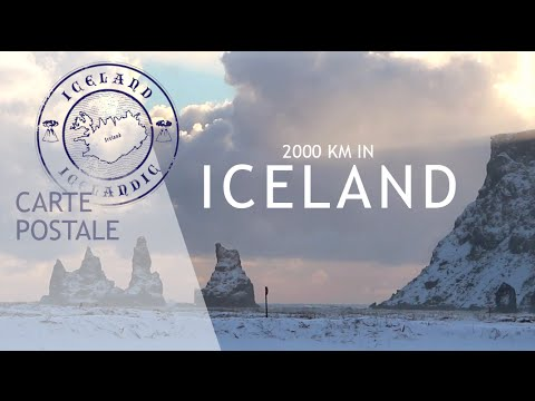 (2000 km in) ICELAND