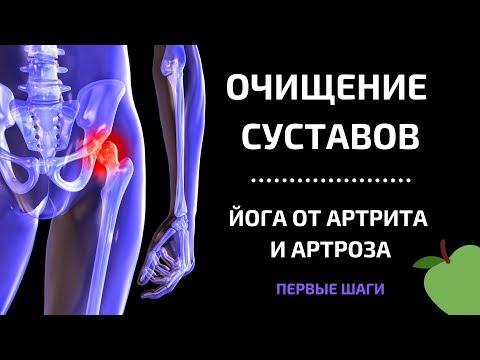 Избавление от артрита и артроза - первые шаги | Очищение суставов