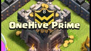 OneHive Prime vs 401 (TH9 vs TH11s)   Clash of Clans