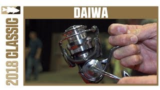 Daiwa Exist Lt Spinning Reel with Cody Meyer | 2018 Bassmaster Classic