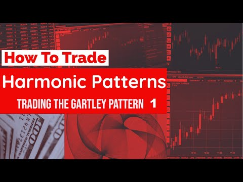 How To Trade Harmonic Patterns: Trading The Gartley Pattern - Part 1