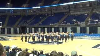 Penn State University Dance Team Bryce Jordan Center September 14, 2013