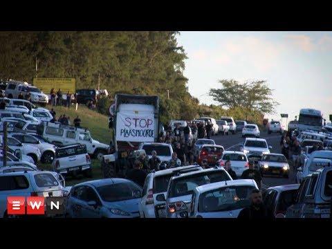 #BlackMonday: Farmers protest against farm murders