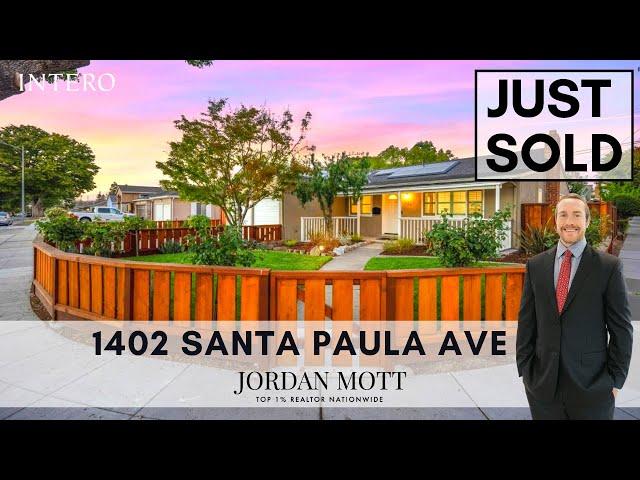 1402 Santa Paula Ave, San Jose, CA 95110 | Jordan Mott