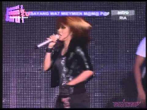 Stacy - Pakai Buang @ Konsert Ria 2010