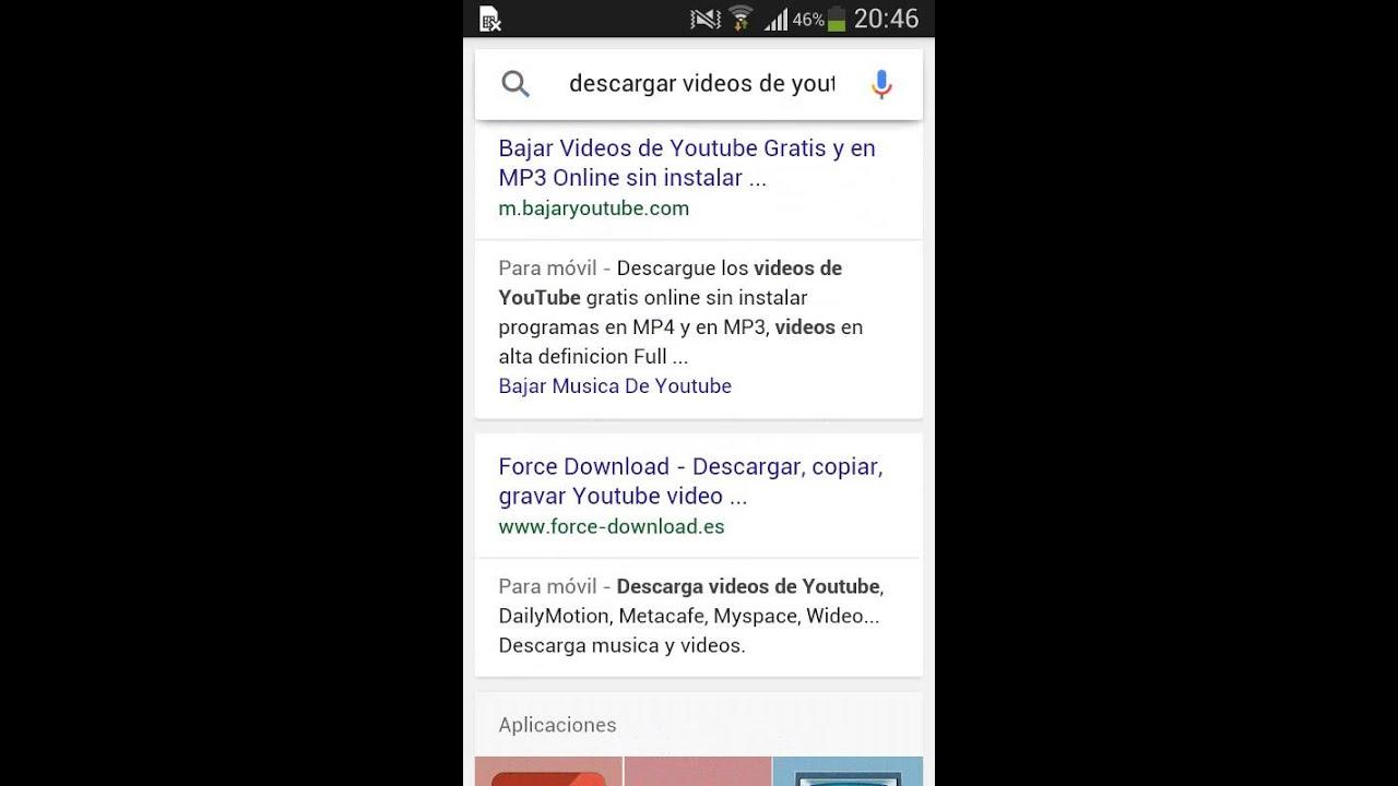 bajar videos de youtube a mp3 gratis