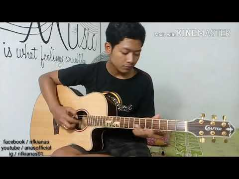 Ost. Crayon Shin Chan Opening | Fingerstyle Cover By Anas