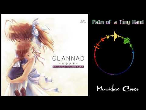 [Music box Cover] Clannad - Palm of a Tiny Hand