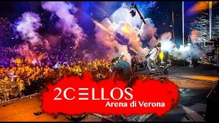 2CELLOS - You Shook Me All Night Long [Live at Arena di Verona]