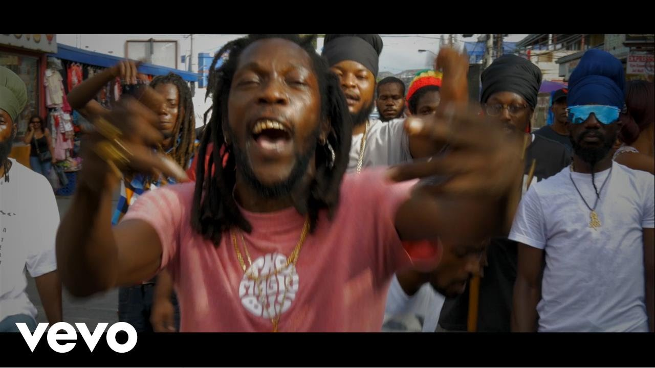 Marlon Asher, Izac King, Pressure Buss Pipe, Sizzla - Mary Jane (Official Video)