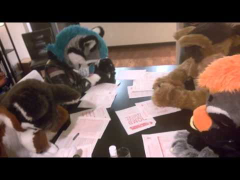Lets Play Keep talking and nobody explodes:  Fursuit Edition!