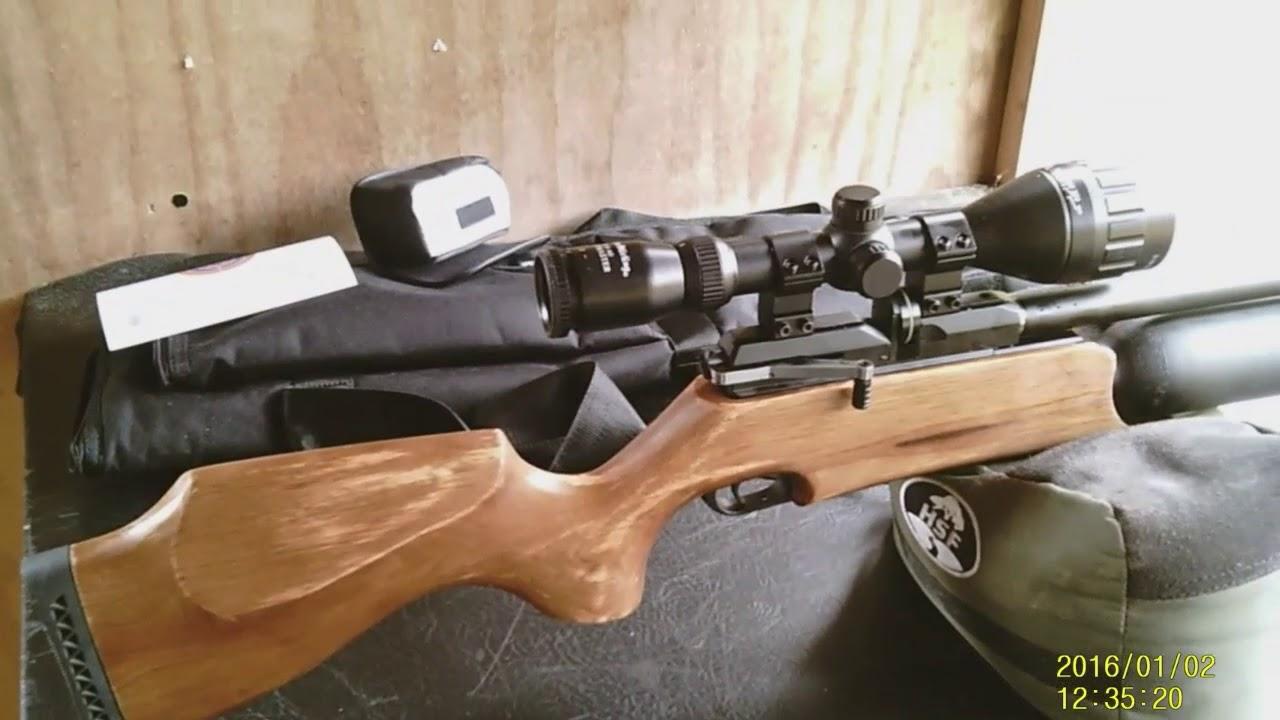 Artemis M16 a air rifle