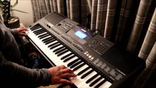 YAMAHA PSR E453 TEST AND REVIEW