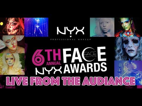 NYX FACE Awards 2017 Full Live from the audience with Willow Smith