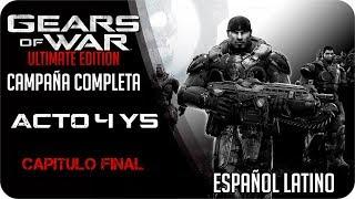 Gears Of War Ultimate Edition Capitulo Final Español Latino