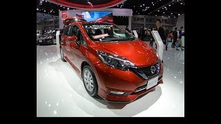 New 2018, 2019 Hatchback  Nissan Note