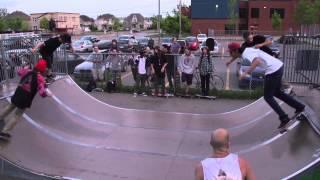 Des Cardinaux | Stop 02 | Tournée Technical Skateboards 2015