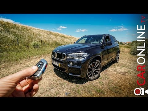 2,000 km de BMW X5 25d | BOM ou MAU? [Review Portugal]