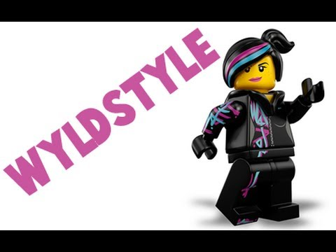 How To Draw Wyldstyle From The Lego Movie