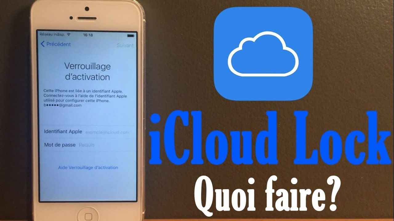 comment pirater telephone portable icloud