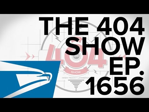 The 404 Show 1656: The mystery phone delivery, Post Office horror stories