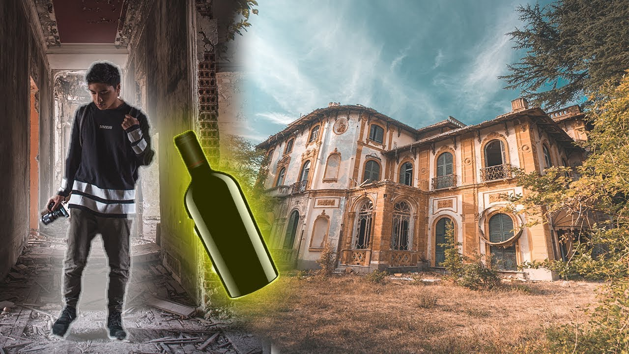 Abandoned Italian Millionaires Mansion Found 100 S Of