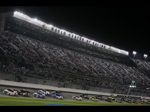 2018 Daytona International Speedway Tour 4k