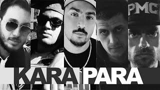 Repeat youtube video Anıl Piyancı & DJ Artz ft. Defkhan, Allame & Hayki - #KaraPara (Lirik Video)