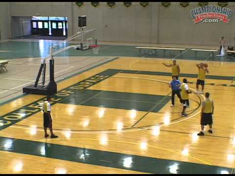 International Continuity Pick and Roll Offense
